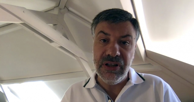 Video-message from Rui Alves, Chair of the European Literacy Network